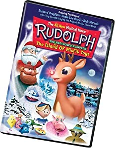 Rudolph The Red-nosed Reindeer The Island Of Misfit Toys by Good Times Video