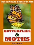 img - for Insect Picture Books For Kids: Butterflies & Moths (A Kids Book About Animals 2) book / textbook / text book