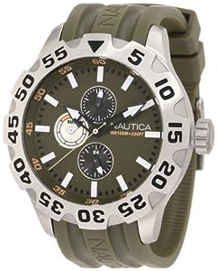Nautica N15608G - Reloj de pulsera hombre