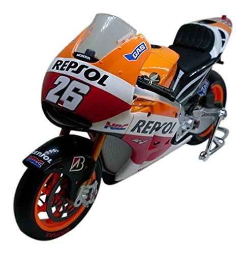 Maisto 31406 - Listo Vehículo - Modelo para la escala - Dani Pedrosa Honda 26 '14 - 1/10 Escala