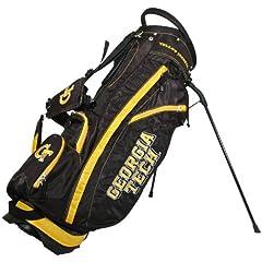 NCAA Georgia Tech Yellow Jackets Fairway Stand Golf Bag by Team Golf