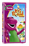 Barney - Lets Pretend with Barney [VHS]