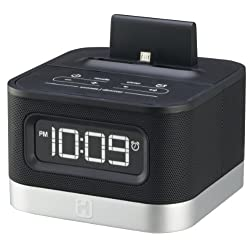 iHome iC50BY Android Alarm Clock Speaker Dock (Discontinued by Manufacturer)