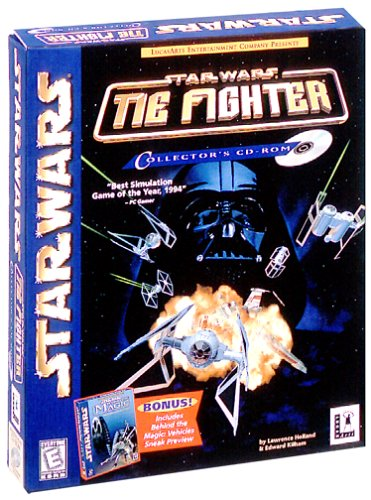 Star Wars: TIE Fighter Collector's Edition with Behind the Magic Module