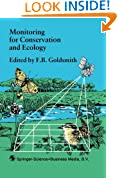 Monitoring for Conservation and Ecology (Conservation Biology)