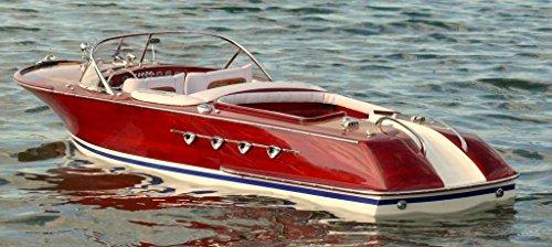 BRAGO-RIVA-Aquarama-Spezial-175-120-cm-Fahrtauglich-RC-Modellboot