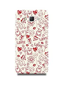 Love Art Samsung A3 Case