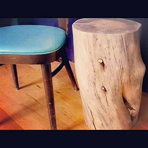 Log End Table / Stump Stool - Log stump stable (Tree Stump Side Table compare prices)