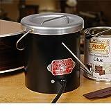 Hold-Heet Electric Glue Pot For Hot Hide Glue And Pickup Potting, 150-155 Degrees Fahrenheit, 1 Quart, 120-volt