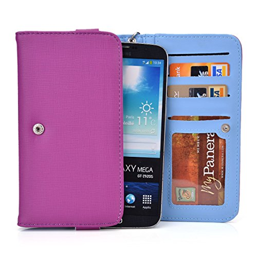 Kroo Metro Cover Universal Fit For Samsung Galaxy Note I717 (Loose Fit) front-1057355