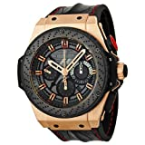 Hublot King Power F1 Men's Chrono Rose 18K Gold Limited edition of 250 pieces - 703.OM.6912.HR.FMC12