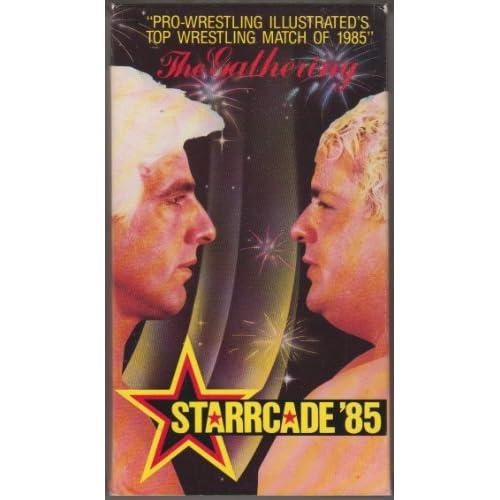 com: Starrcade '85 (NWA/WCW) The Gathering - Ric Flair vs Dusty Rhodes