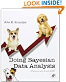 Doing Bayesian Data Analysis: A Tutorial with R and BUGS