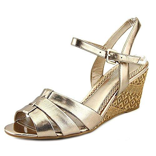 easy-spirit-berdina-femmes-us-8-dore-sandales-compenses