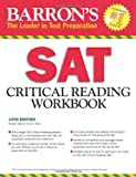img - for Barron's SAT Critical Reading Workbook, 14th Edition (Critical Reading Workbook for the Sat) book / textbook / text book