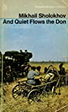 And quiet flows the Don: A novel in four books (Library of Soviet literature)