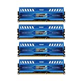 Patriot Memory Intel Extreme Masters 16 GB (4 x 4GB) PC3-12800 CL9 Memory Kit – PVI316G160C9QK