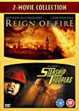 Reign Of Fire/Starship Troopers [DVD]
