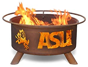 Patina Products F213, 30 Inch Arizona State Fire Pit by Patina