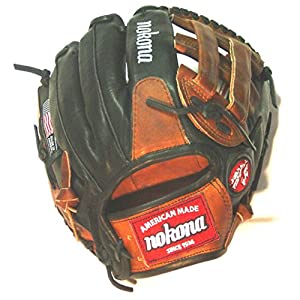 Nokona BKF-1175H Fastpitch Buckaroo Softball Glove 11.75 inch (Right Hand Throw)