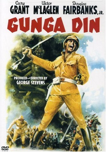 Cover art for  Gunga Din