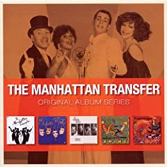 Manhattan Transfer  ORIGINAL ALBUM SERIES BOX SET