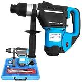 1.5-Inch Rotary Hammer Drill Three Function Combo, Hammer, Drill Tool
