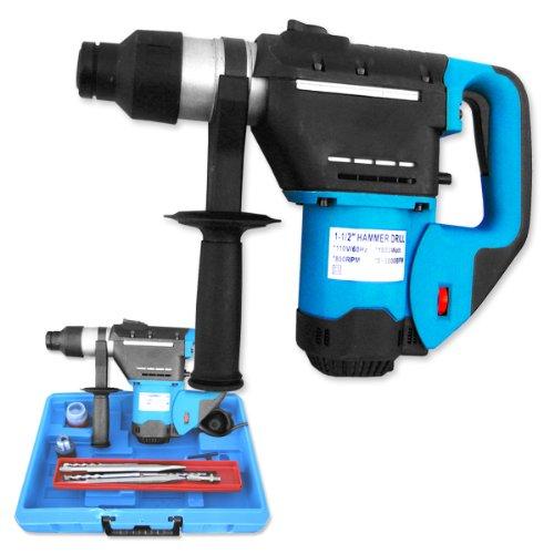 "Find Bargain Hiltex 10513 Rotary Hammer Drill SDS Concrete, 1-1/2"""