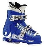 Roces Kinder Skischuhe Idea 19.0-22.0 MP, Blue-White, 30/35, 450501-008