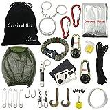 Leknes Outdoor Survival Kits Emergency Kits For Disaster Preparedness