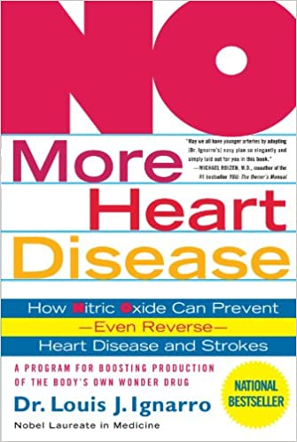 No More Heart Disease: How Nitric Oxide Can Prevent--Even Reverse--Heart Disease and Strokes price comparison at Flipkart, Amazon, Crossword, Uread, Bookadda, Landmark, Homeshop18
