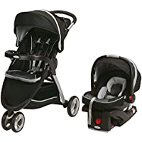 Graco Fastaction Fold Sport Click Connect Travel System (Gotham)