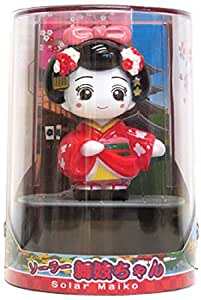 Maiko -Red Solar figurine