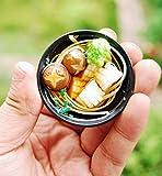 3 Sets Bowl of Ramen Noodles for Barbie BJD Doll 1/6 Dollhouse Miniature Japanese Food