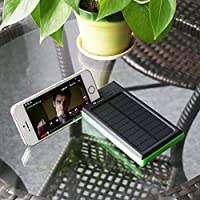 X-DRAGON Portable 9000mAh Solar Charger ...