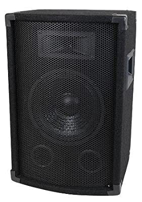 MCM Custom Audio 555-10300 8'' Two Way PA / DJ Speaker 300W by MCM Custom Audio