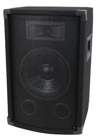 Pro Audio 10'' 2-Way Pa / Dj Sound Reinforcement Speaker 400W