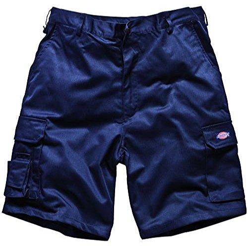 Dickies, Pantaloni corti Uomo Redhawk, WD834, Blu (Blau (Navy NV)), 54