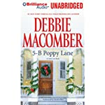 5-B Poppy Lane: A Cedar Cove Book (       UNABRIDGED) by Debbie Macomber Narrated by Sandra Burr