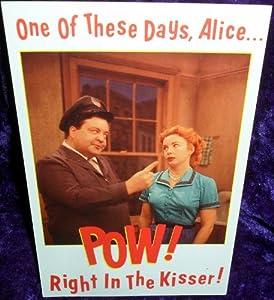 jackie gleason pow right in the kisser - photo #7