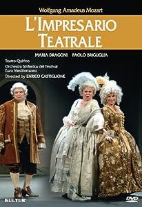 L'impresario Teatrale - DVD