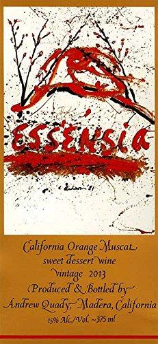 2013 Quady Essensia Orange Muscat 375Ml