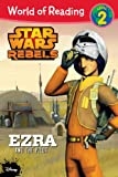 World of Reading Star Wars Rebels Ezra and the Pilot: Level 2