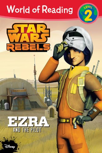 Ezra and the Pilot (World of Reading)