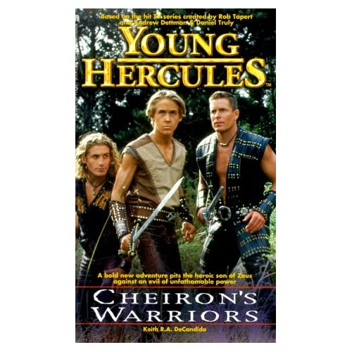Young Hercules: Cheiron's Warriors
