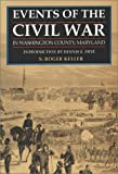 img - for Events of the Civil War in Washington County, Maryland book / textbook / text book