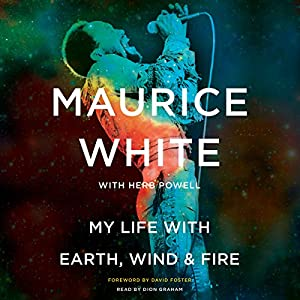 My Life with Earth, Wind & Fire Audiobook