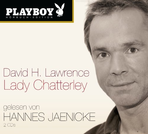 Lady Chatterley. Playboy Hörbuch-Edition, 2 Audio-CDs