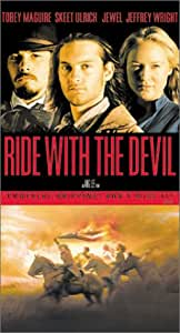 Ride With the Devil [VHS]