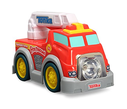 Tonka Flashlight Force Fire Rescue Truck